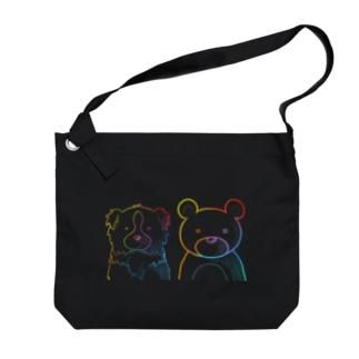 Wanco Last Kiss Ver.MU Big shoulder bags