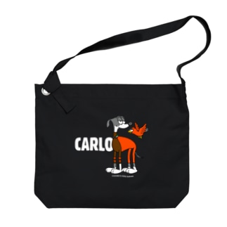 CARLOくん専用 Big Shoulder Bag