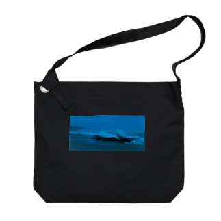 Untitled Landscape Big Shoulder Bag