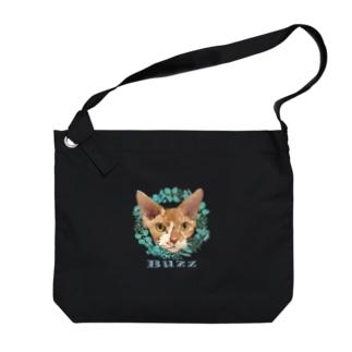 スフィンクス バズちゃん Big Shoulder Bag