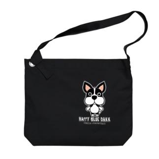 ボストン【DAKK】 Big shoulder bags