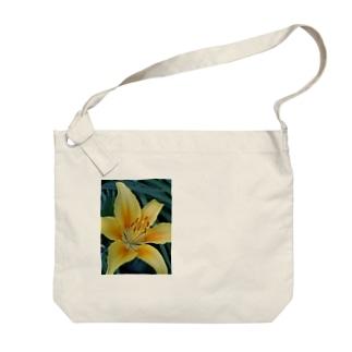 Dreamscape(天空の風)の果てしなく香る Big shoulder bags