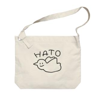HATO Big shoulder bags