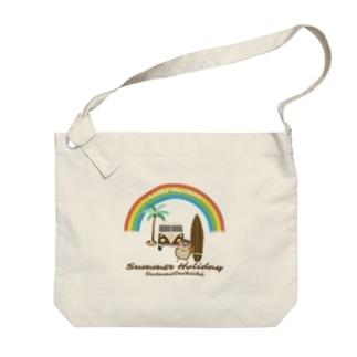 だいきち(サマホリ)#01 Big shoulder bags