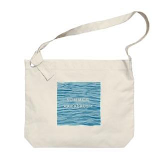 SUMMER vacathion Big shoulder bags