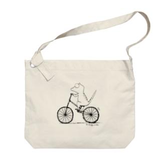 On My Bike Big shoulder bags