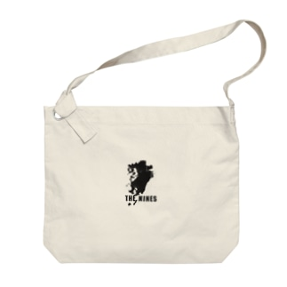 NINES Big shoulder bags