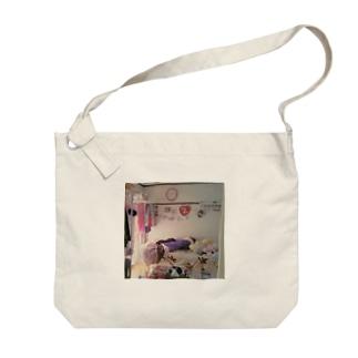 ニブイチ屋の女の子の部屋 Big shoulder bags