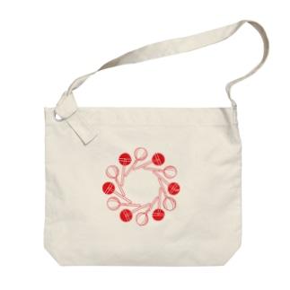 ロリポップ Big shoulder bags