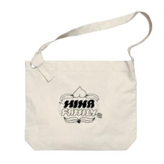 ひな組ショルダーバッグ Big shoulder bags