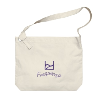 Frequenza ショルダーバッグ Big shoulder bags