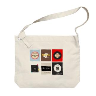 石田センス Big shoulder bags
