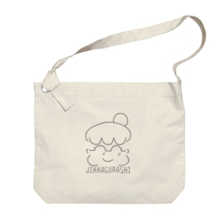 JIKKAGURASI MAMATO Big shoulder bags