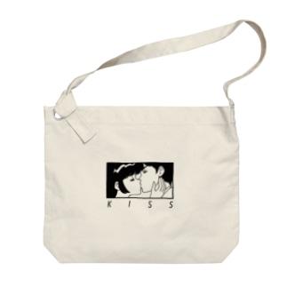 KISS Big shoulder bags