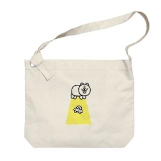 キャトルミューティレーション Big shoulder bags