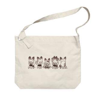 ロイコ ミニ Big shoulder bags