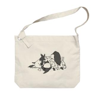 石川ともこのお昼ごはんの相談 Big shoulder bags