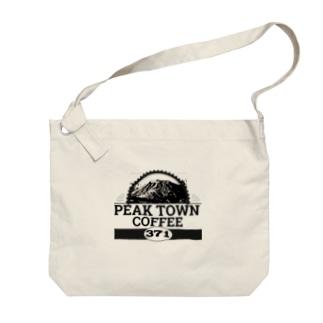 ピークタウンコーヒー(改) Big shoulder bags