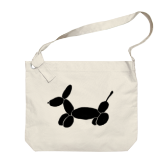 明季 aki_ishibashiのバルーンアート Big shoulder bags