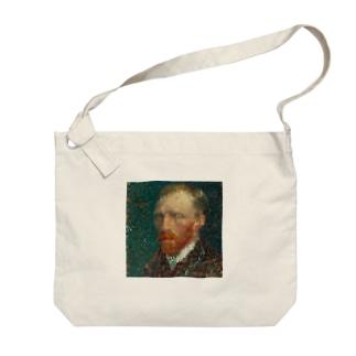 Gogh Big shoulder bags