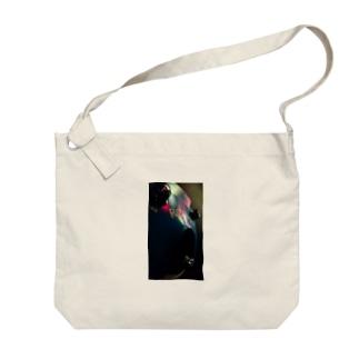 FUZZ FACE (ファズフェイス) Big shoulder bags