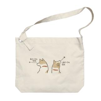 ◆あさって+しあさって Big shoulder bags