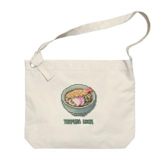 テンプラウドン_2 Big shoulder bags