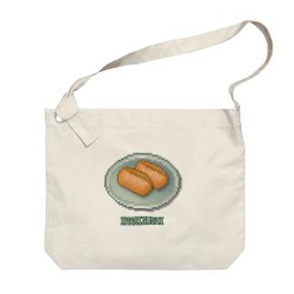 イナリズシ_2 Big shoulder bags