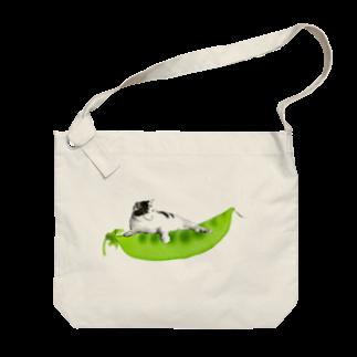 xxxmmxxxのサヤエンドウ Big shoulder bags
