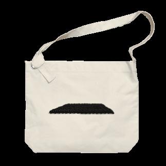 虫とか屋のダンゴムシの集団 Big shoulder bags