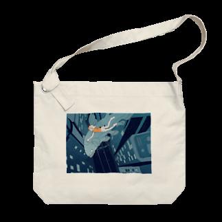 みつきさなぎの懐古 Big shoulder bags