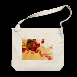 Charlieの薔薇 Big shoulder bags
