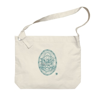 AMABIE 碧 Big shoulder bags