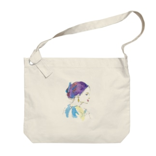 lady1 Big shoulder bags