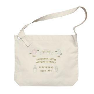 ウィジャボード(LIGHT) Big shoulder bags