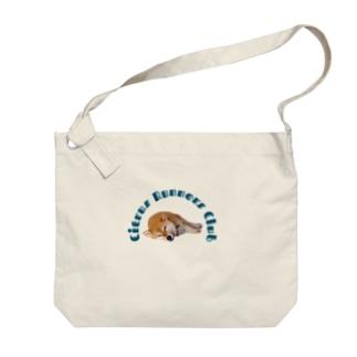 Citrus Runners Club Big shoulder bags