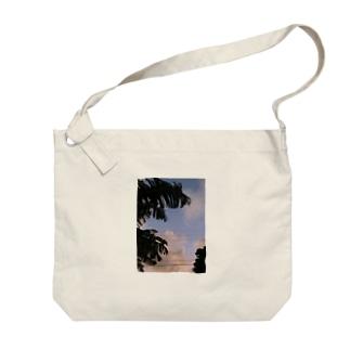 summer Big shoulder bags