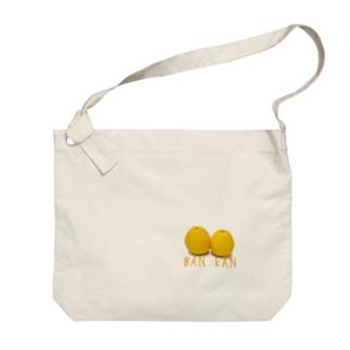 和製ぐれーぷふるーつ Big shoulder bags