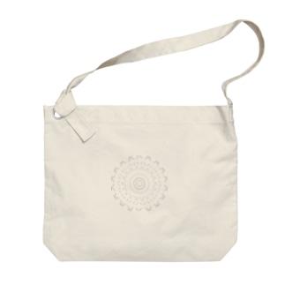 シンプル3 Big shoulder bags