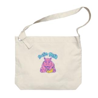 かばのかばん Big shoulder bags