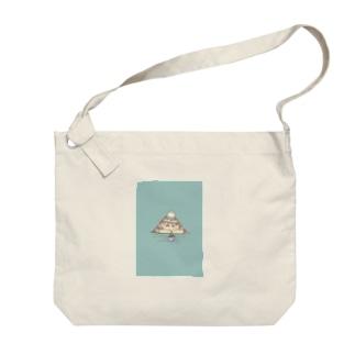 トートバッグ Big shoulder bags