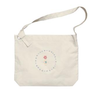 hana Big shoulder bags