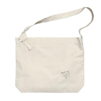 mijinko Big shoulder bags