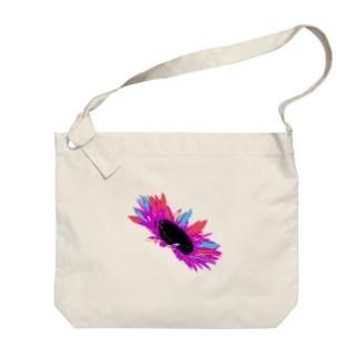 HIMAWAEI/錯綜 Big shoulder bags