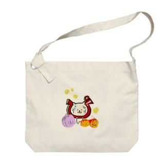 【ハロウィン限定】松浦尚久 まつぴばっく Big shoulder bags