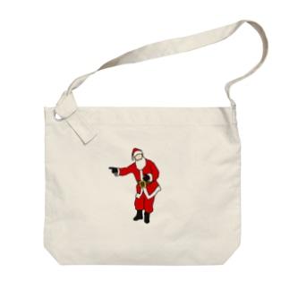 誘惑サンタ Big shoulder bags