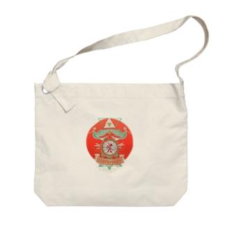 Carpe Diem (その日を摘め) Big shoulder bags