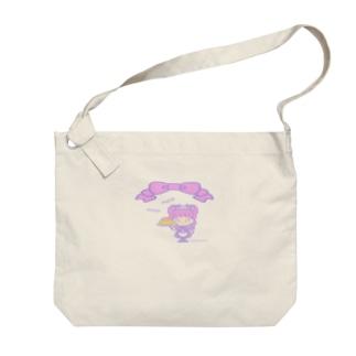 メイドさん Big shoulder bags