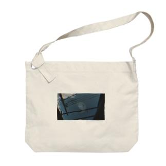 oyasumi(dark) Big shoulder bags