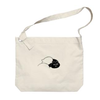 スピリチュアル・ヒーリング Big Shoulder Bag